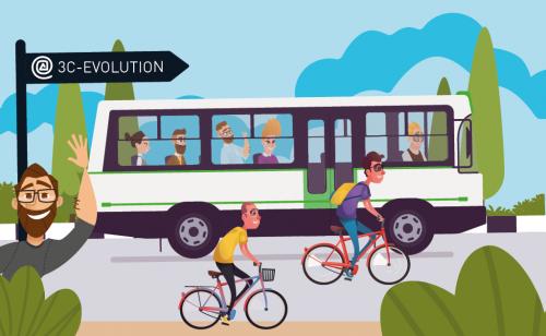 Mode de locomotion eco-responsable