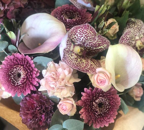 bouquet fleuriste atelier des anges